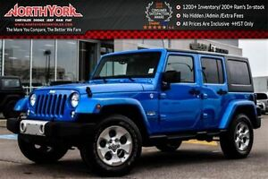 2015 Jeep WRANGLER UNLIMITED Sahara|LOADED|Pwr Convenience Pkg|N