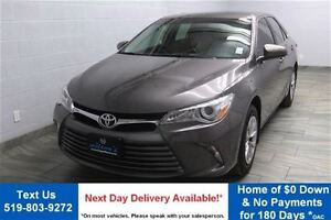 2016 Toyota Camry LE w/ REVERSE CAMERA! POWER PACKAGE! CRUISE CO