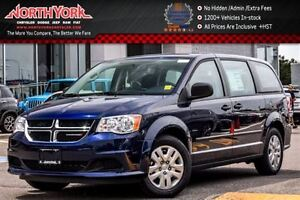 2017 Dodge Grand Caravan New Car Canada Value Package|CruiseCont