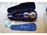 Stentor II Student violin 3/4
