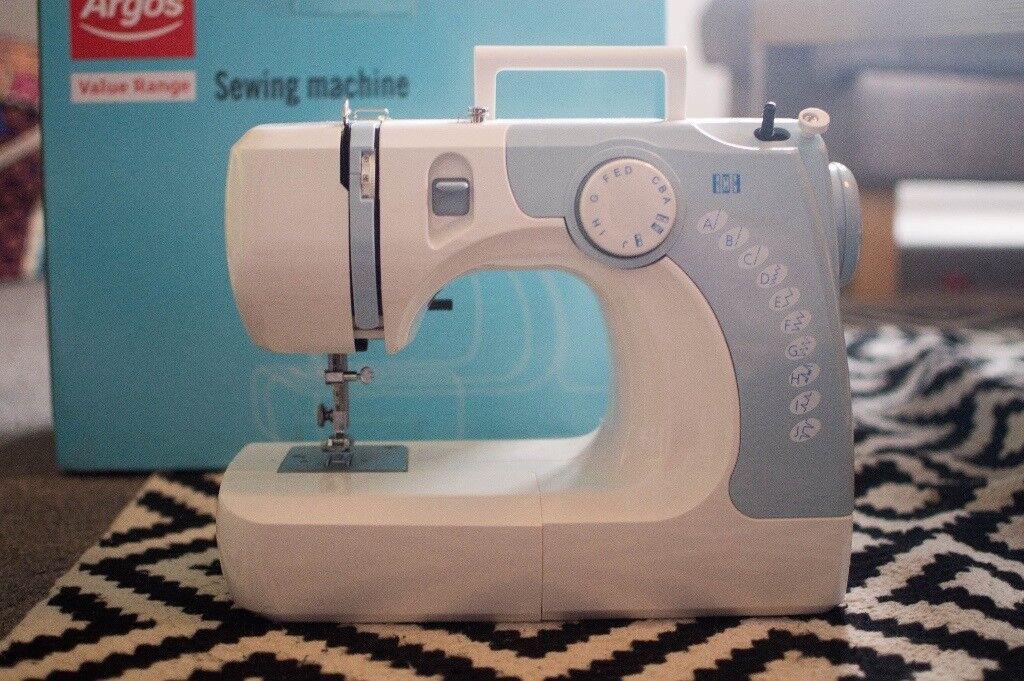 Argos Value sewing machine for sale
