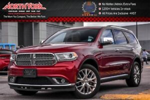 2015 Dodge Durango Citadel AWD|7-Seater|Leather|Nav|Sunroof|Back