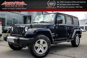 2011 Jeep WRANGLER UNLIMITED Sahara 4x4 Tow Hitch Leather HTD Fr