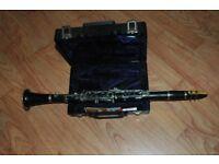 Buffet Crampon Evette master model wooden clarinet