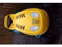 mtd lawnflite yardmaster hydrostatic 40inch cut collector