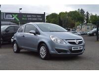 2008 VAUXHALL CORSA 1.0 LIFE 3 DOOR ONLY 67,000 WARRANTED MILES****GROUP 1 INSURANCE****£1595 ONO