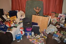 over 150 Car Boot items plus 2 tables