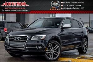 2015 Audi SQ5 3.0T Progressiv Quattro|Nav|Pano_Sunroof|Leather|P