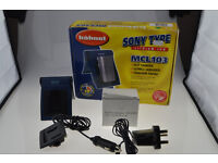 Hahnel MCL103 Camcorder Battery Charger: