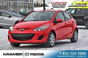 2011 Mazda Mazda2 GS 5-Speed Manual