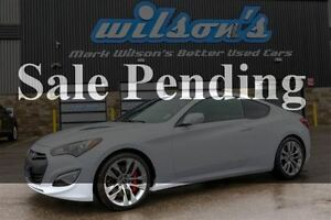 2016 Hyundai Genesis Coupe GT $108/WK, 5.49% ZERO DOWN! LEATHER!