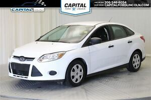 2014 Ford Focus S Sedan **New Arrival**