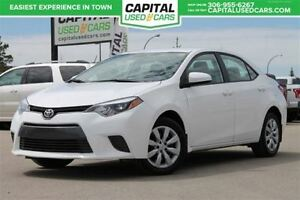 2016 Toyota Corolla LE**HEATED SEATS**  **BACK UP CAMERA***BLUET
