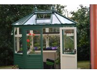 Greenhouse Erecting and Maintenance Service