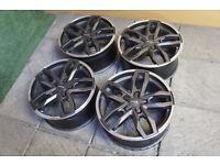 "Genuine ATS Temperament 18"" Alloy wheels 5x114.3 Nissan Mazda Toyota Hyundai KIA Honda Alloys"