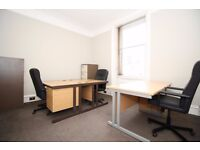 Affordable, Flexible Serviced Office Space To Let Aberdeen city center