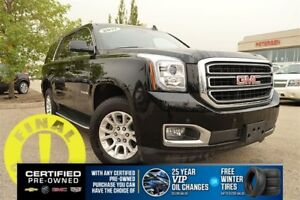 2017 GMC Yukon SLT| Sun| Nav| DVD| H/C Leath| Heat Wheel|