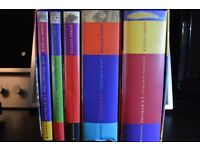 Harry potter book box set – Books 1-5