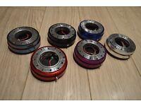 Slim Quick Release Snap Off Steering Wheel SPARCO NARDI OMP - EVO SUBARU HONDA CIVIC TYPE R EK9 EP3