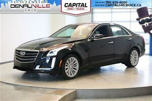 2015 Cadillac CTS Premium AWD NAV ADAPTIVE CRUISE HEATED SEATS
