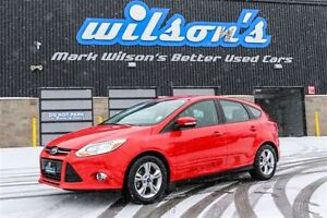 2013 Ford Focus SE HATCHBACK! NEW TIRES! SYNC! POWER PACKAGE! HE