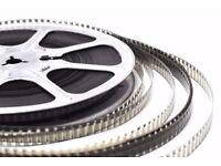 WANTED!! CINE FILM/ SUPER8/ lOMOGRAPHY/ VIDEOGRAPHER/STUDENT/AMATUER FOR WEDDING FILM