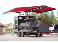 Mobile BBQ- Route 66 Grill - Manufacturer