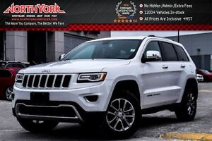 2016 Jeep Grand Cherokee Limited|4x4|LuxuryII,TrailerTowPkgs|Pan