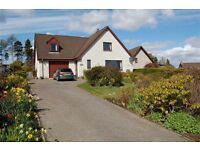 Spacious 4 Bedroom Detached House, Tain, Offers Over £229,000