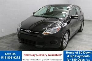 2014 Ford Focus SE HATCHBACK! POWER PACKAGE! CRUISE CONTROL! A/C