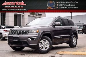 2017 Jeep Grand Cherokee New Car Laredo |4x4|TrailerTowPkg|Uconn