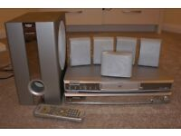 Goodmans DVD player and home cinema system (5.1 surround sound) subwoofer