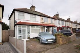 3 Bed Semi Detached House with big garden, Drive way, near sea front and Outstanding School