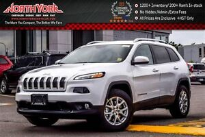 2017 Jeep Cherokee New Car North 4x4|Cold Wthr Pkg|Backup Cam|Sa