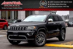 2017 Jeep Grand Cherokee Limited 4x4|Luxury Grp 2|Leather|Pano_S