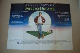 field of dreams ' original cinema poster