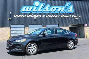 2013 Ford Fusion SE LEATHER! NAVIGATION! SUNROOF! HEATED SEATS!