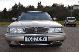 Classic Rover 825 si. MOT Feb 2019