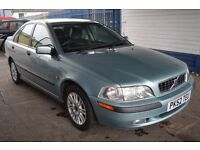 2002 Volvo S40 In excellent condition with 1 year MOT