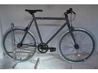 Brand new single speed fixed gear fixie bike/ road bike/ bicycles + 1year warranty & free service e8