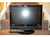 """UMC 19"""" LCD TV with built in DVD player"""