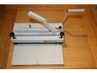 Wire Binding Machine + approx 300 wires