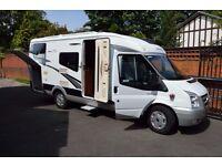 Hobby Van Exclusive Motorhome For Sale