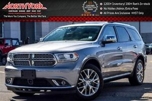 2015 Dodge Durango Citadel 4WD|CleanCarProof/1-Owner|Technology