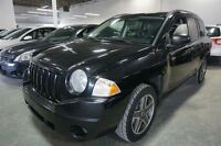 2008 Jeep Compass Sport, AWD, Alloys, Tint.
