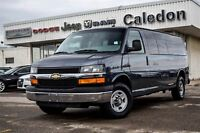 2015 Chevrolet Express 3500 15 Seater Front & rear Air And Heat