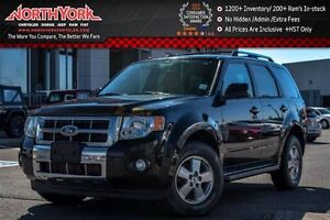 2010 Ford Escape Limited 4WD V6 Sunroof Sat Radio Leather Tow Hi