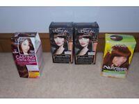 Miscellaneous Hair Dye