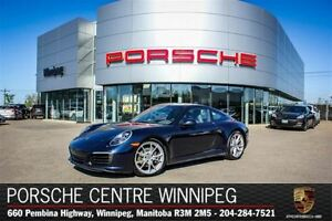 2017 Porsche 911 Carrera 4 Certified Pre-Owned With Warranty Ava