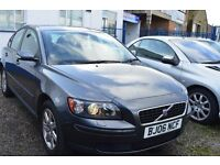 2006 Volvo S40 S In excellent condition with MOT Until OCTOBER 2017
